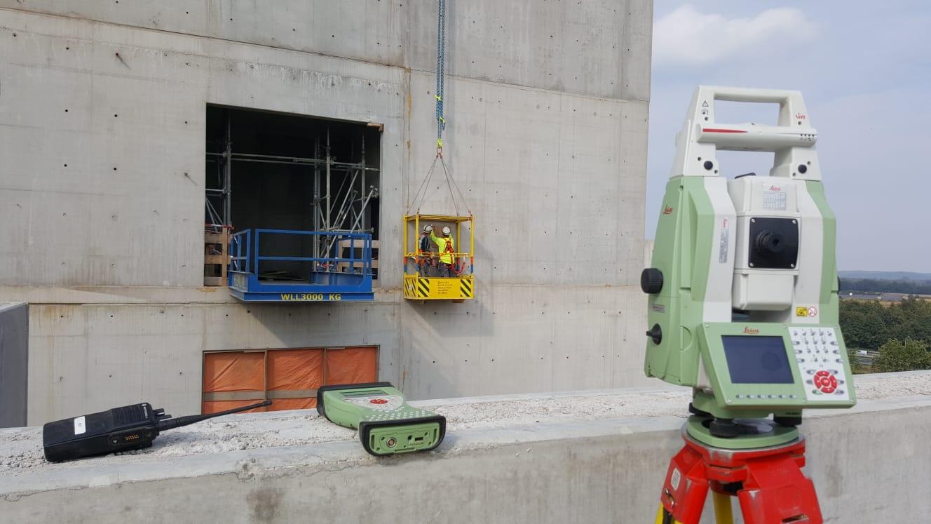 landmeting innovatie - Kempkes Landmeten